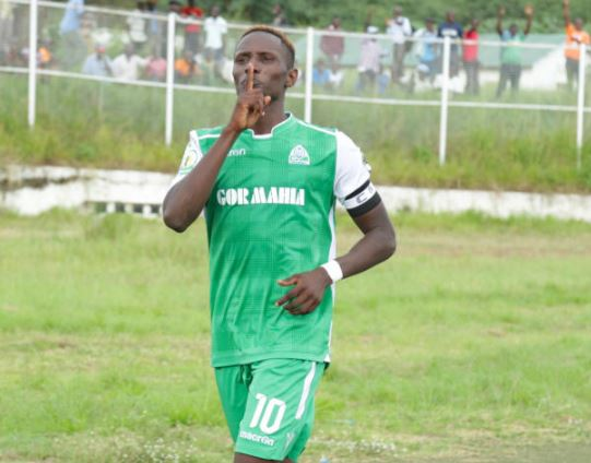 KPL:  K'Ogalo captain sends the Green Army into frenzy