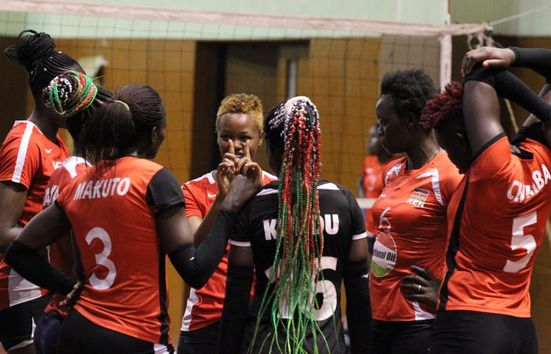 KVF reacts as pressure mounts over Malkia Strikers Olympics team selection