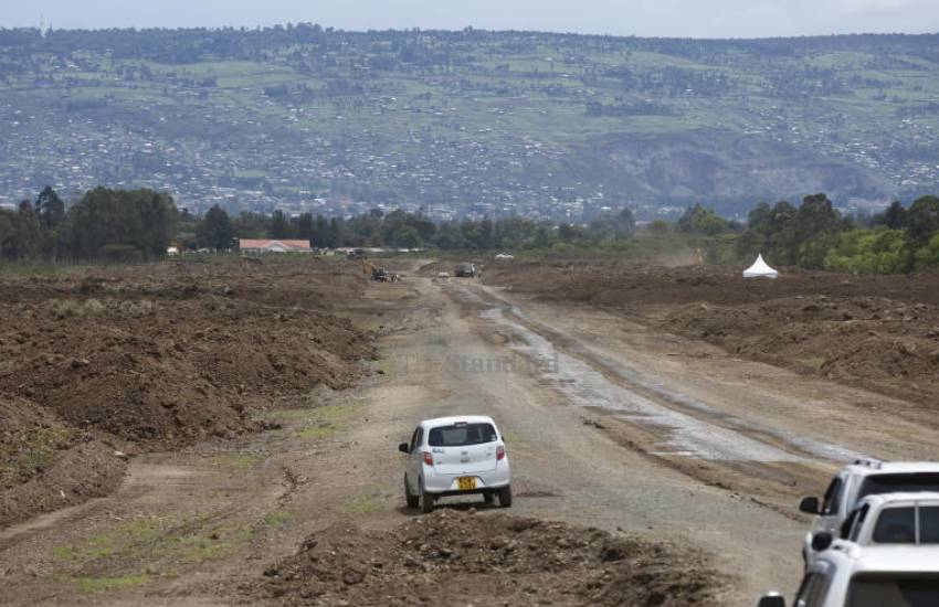 Lanet Airport will be ready in August next year, says agency
