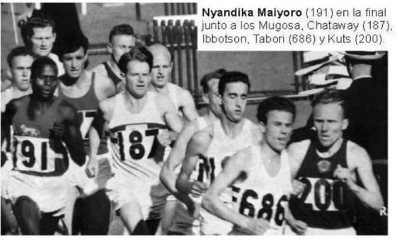 Legends that laid athletics marker for Kenya