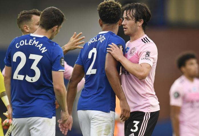 Leicester's winless restart continues with loss at Everton
