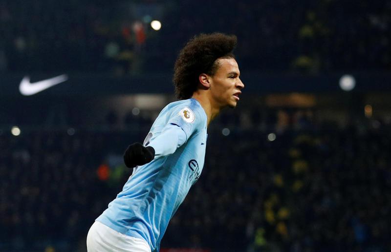 Leroy Sane to join Bayern Munich from Man City in Sh7 billion deal