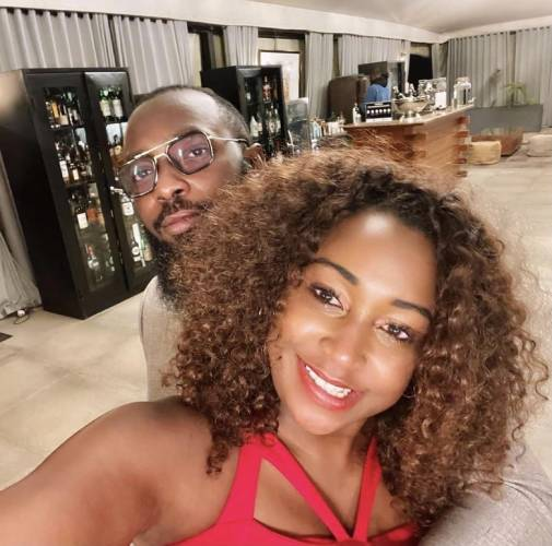 Life, love lessons from the new man in Betty Kyallo's life
