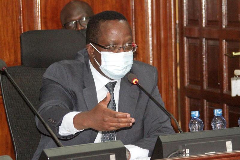 Kenya Power MD Bernard Ngugi exits
