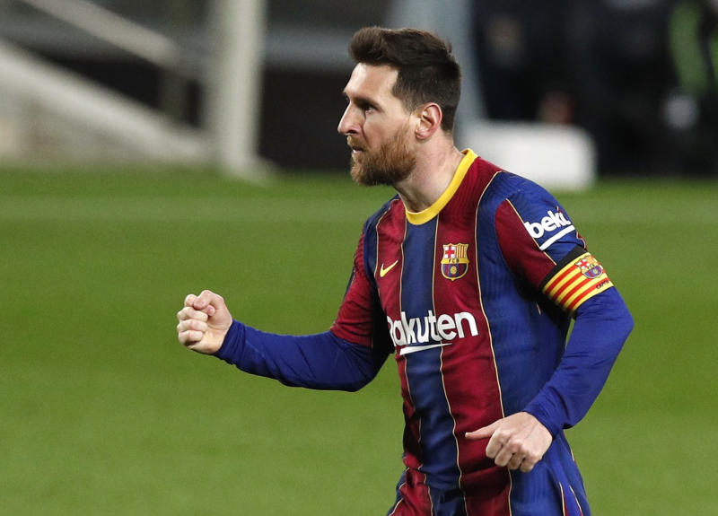 Lionel Messi 'agrees new Barcelona contract'