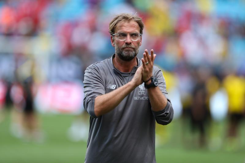 Liverpool boss Jurgen Klopp has his say on Messi vs Ronaldo debate