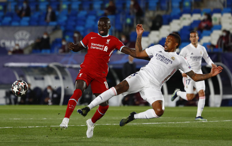 Liverpool condemn racial abuse of trio after Real Madrid defeat