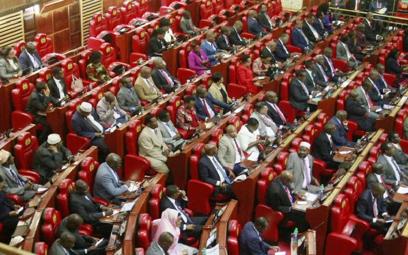Lobby wants MPs to set qualification for aspirants ahead of 2022 polls