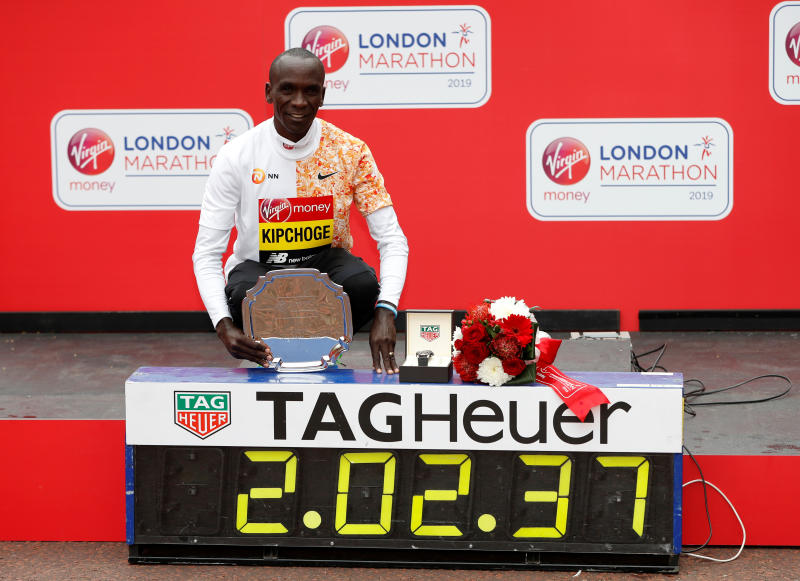 London Marathon: Epic clash it will be, but with lower prize money