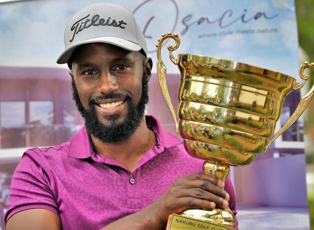Maara wins 96th Coronation Trophy in Nakuru at 2-under