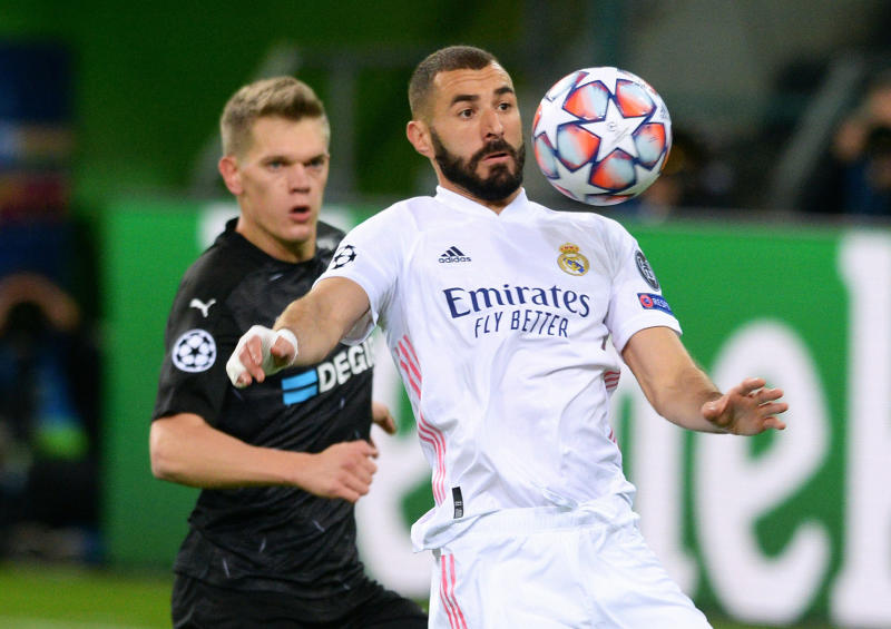 Madrid snatch draw at Moenchengladbach with late Casemiro goal