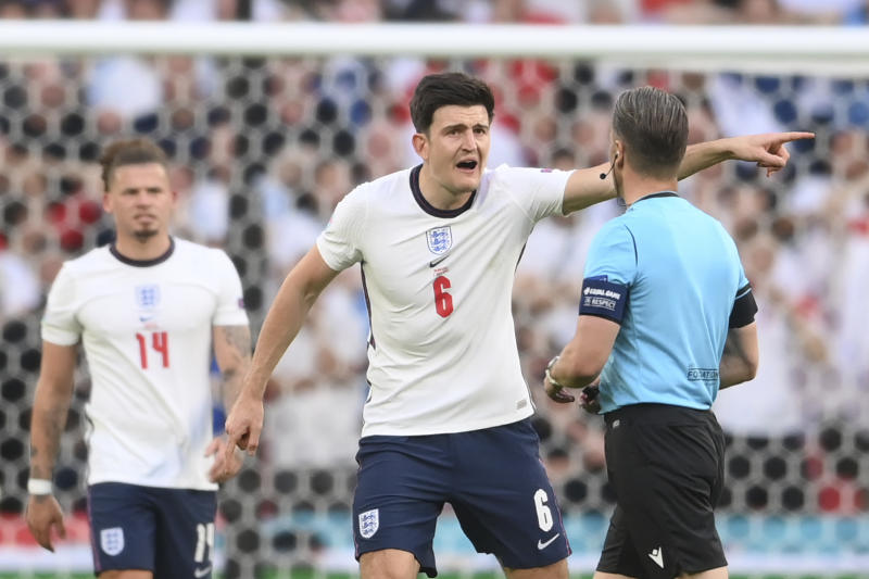 Maguire: My father was left with rib injuries, struggled to breathe after Euro final