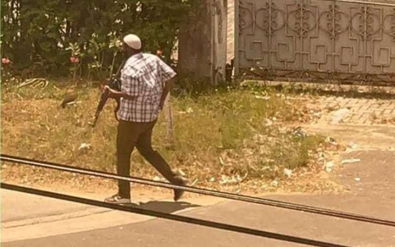US issues alert after shooting near French embassy, Dar es Salaam