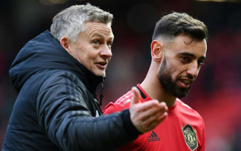 Man United should return to 'normality', says Solskjaer