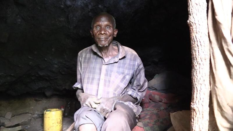 Man who has lived in cave for 30 years can't, won't leave