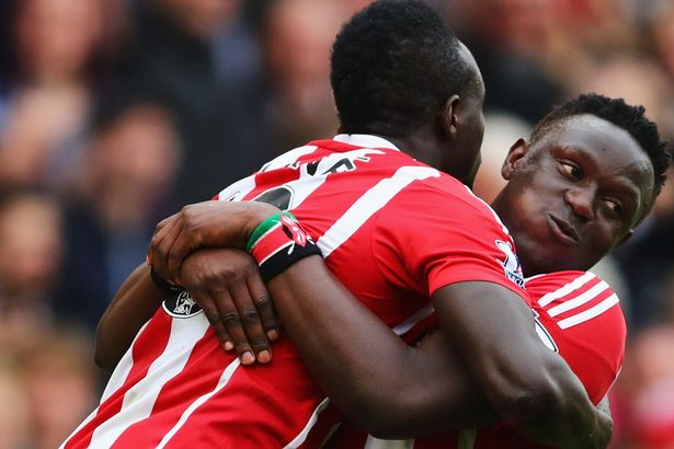 Mane thought Southampton teammates didn't want to pass to him, says Wanyama