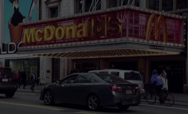 McDonald's discriminates against Black franchisees, lawsuit claims