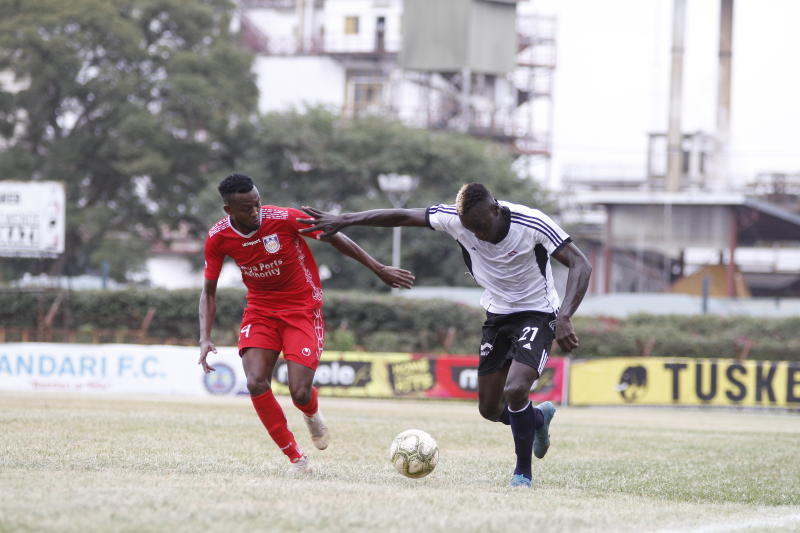 FKF Cup: Equity stun defending champions Bandari to book AFC Leopards in semifinals : The standard Sports