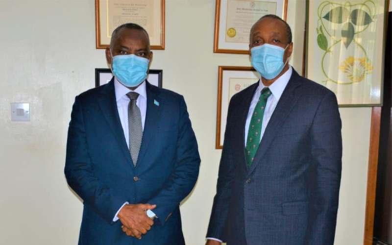 Mending Kenya-Somalia ties