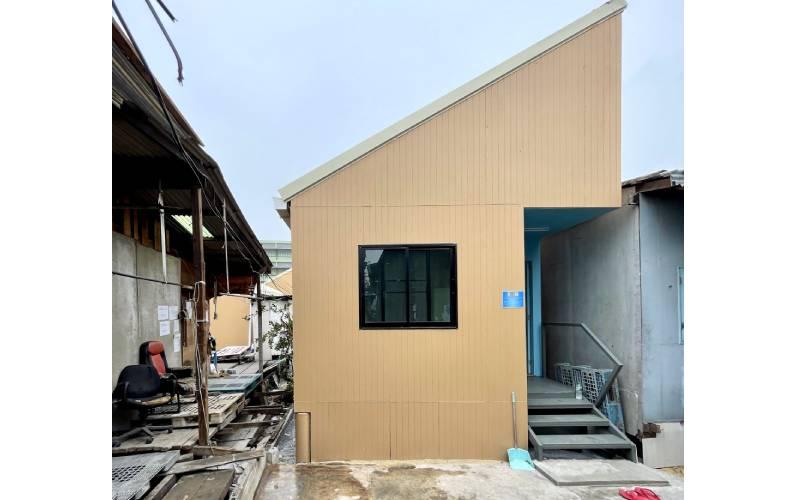 Micro homes a model for slum upgrade