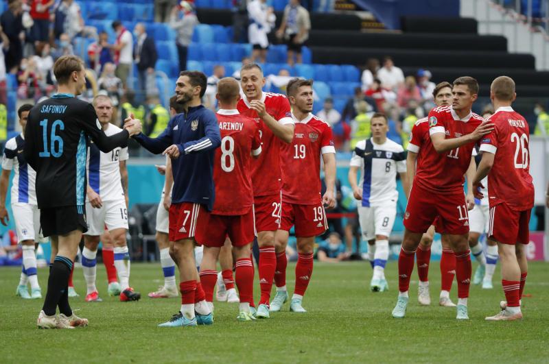 Miranchuk delivers at last to rekindle Russian hopes