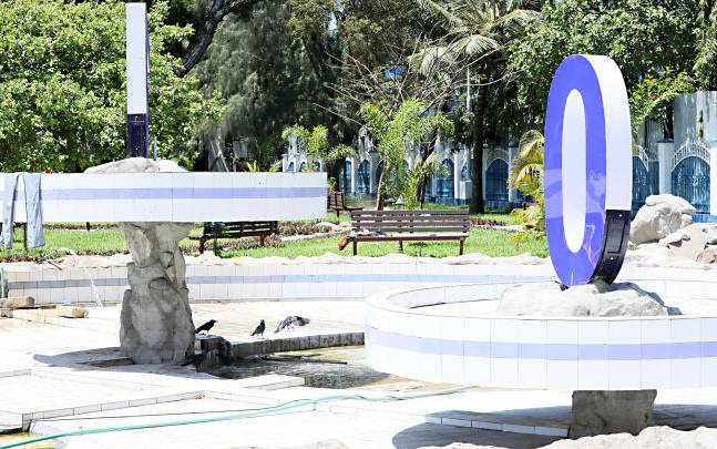 Mombasa recreational park set for reopening after rehabilitation