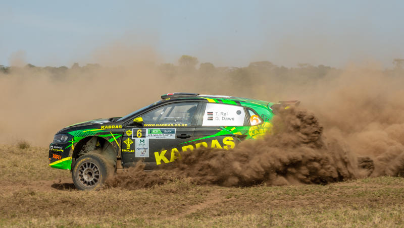 Motorsport: Buzzing Kabras Racing team lays down marker