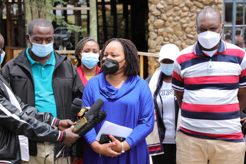 Mount Kenya leaders in yet another attempt to chart 2022 path