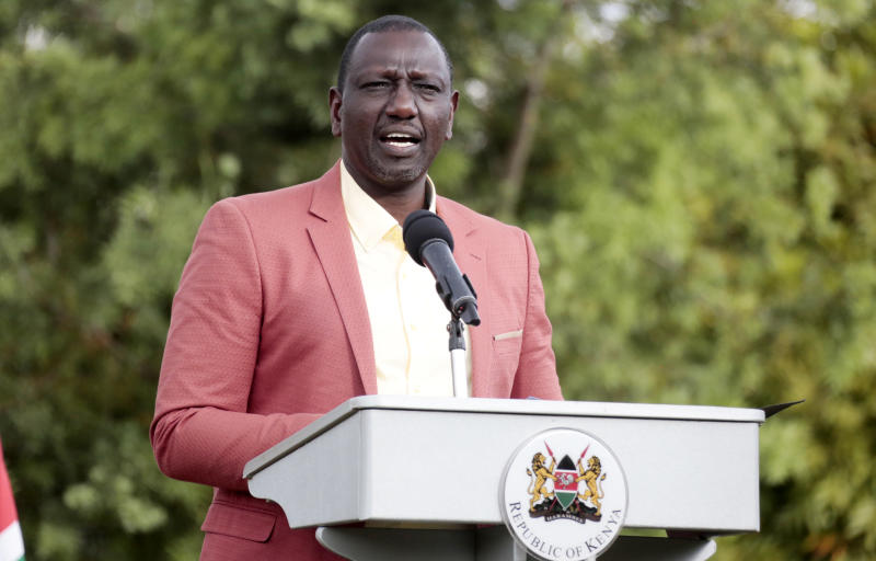 MPs added political twist to Equity loan matter, says DP Ruto