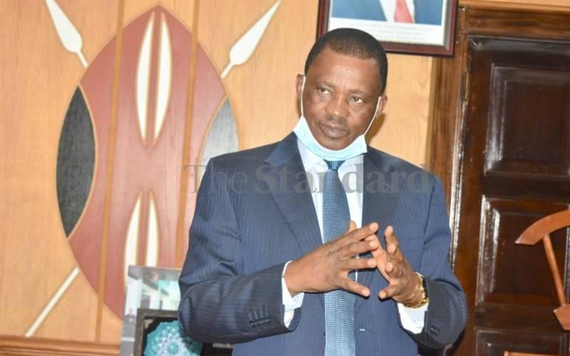 MPs ask Justin Muturi to rule on pending BBI Bills