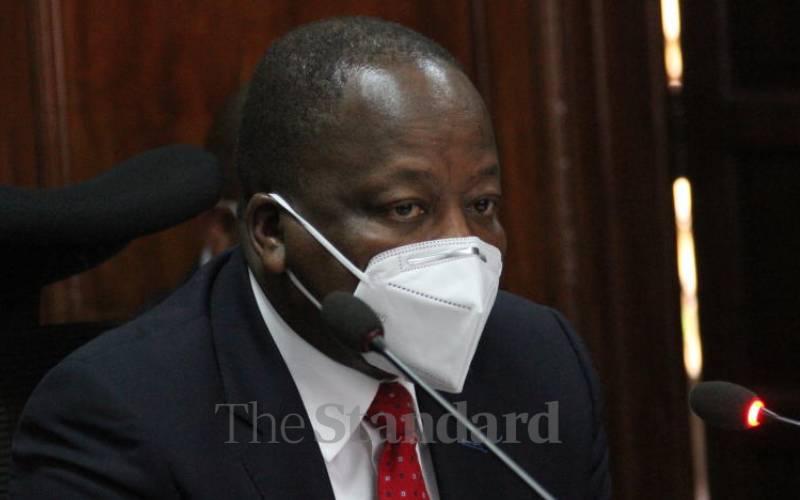 MPs blame Kagwe over Kemsa Covid-19 scandal