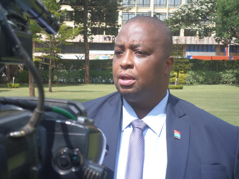 Mwachiro latest to join race for FKF top job