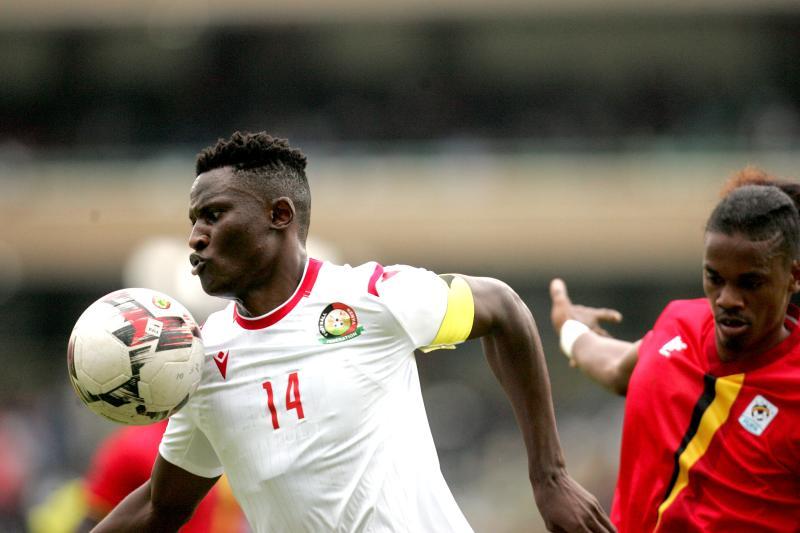Mwendwa, Olunga call for return to FKF Premier League action