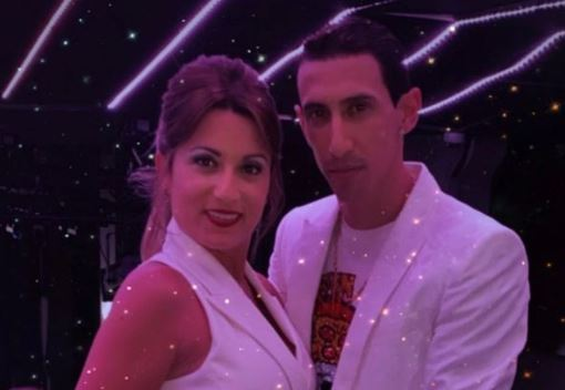 My husband only joined Man United for the money – Di Maria's wife launches attack