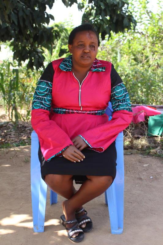 I am now ready to move on: Says domestic violence survivor Jackline Mwende
