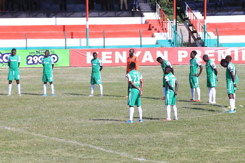 Nakuru coaches ready to have county back in production of top players in Kenya