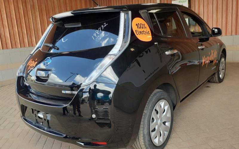 New age as electric taxis ready to charge