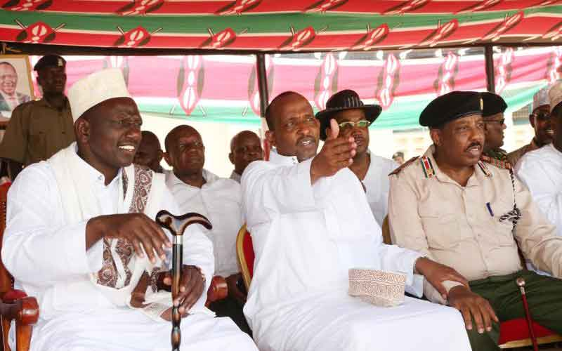 It's not over as MPs now train guns on  Duale