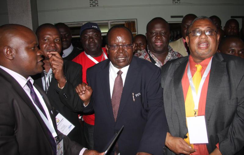 Nyamweya: We smell a rat over FKF elections