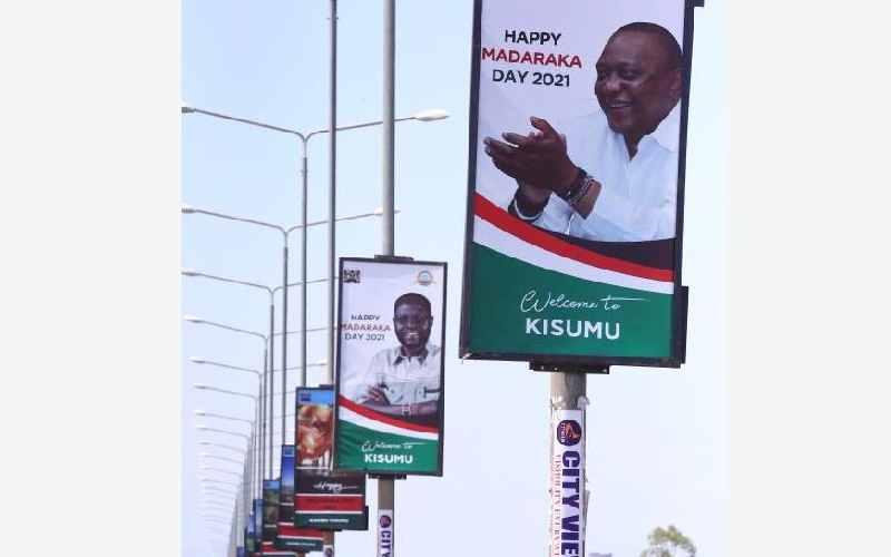 Nyanza's wish list to Uhuru