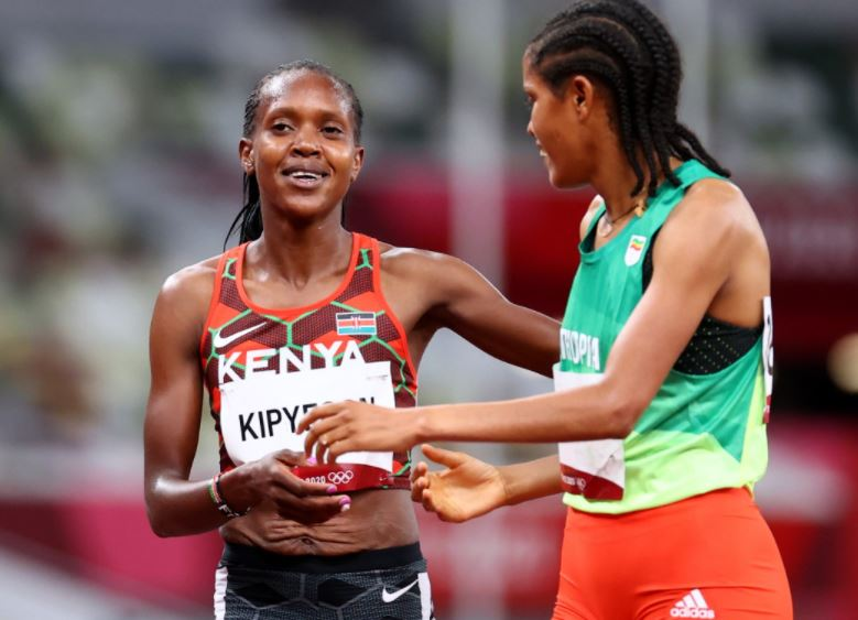 Olympic gold medallist Faith races to 1,500m final, as Chebet and Jebitok exit in semis
