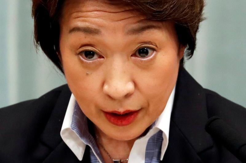 Olympic progress for women – Seiko Hashimoto set to replace Yoshiro Mori