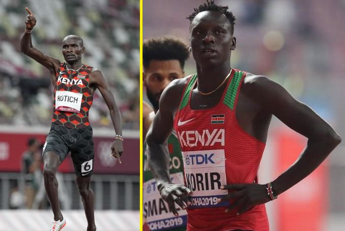 Olympics: Rotich and Korir hunt for 800m glory