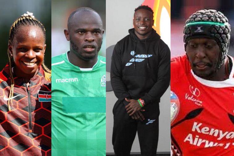 Omanyala, Oliech, Kayange and Jepchirchir among sports heroes feted on Mashujaa Day