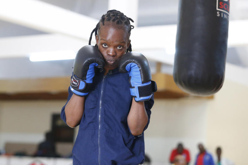 Ongare puts Olympic medal in crosshairs