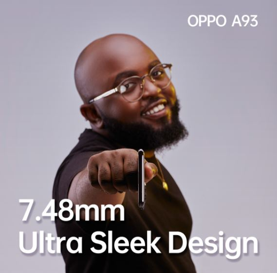 OPPO Kenya adds to its A Series line-up with introduction of the OPPO A93