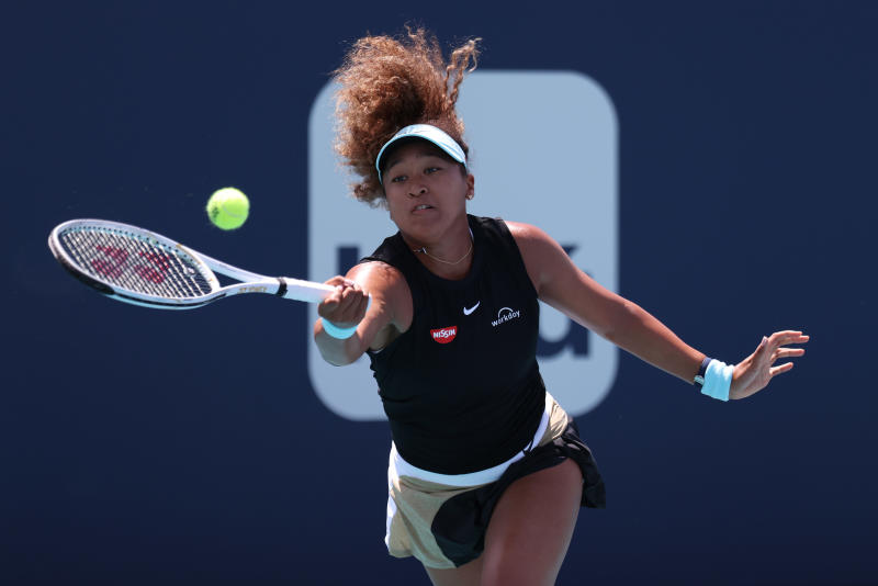 Osaka to play at US Open