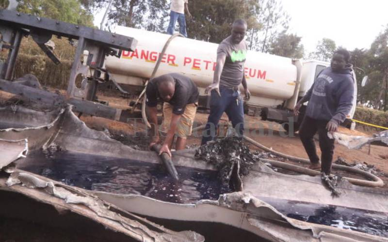 Petrol tanker accident victims to be buried on Friday