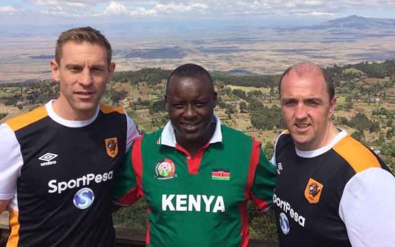 Popular coach who came to Kenya with Hull City dead