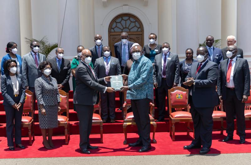 Power play in Uhuru's surprise Cabinet reshuffle